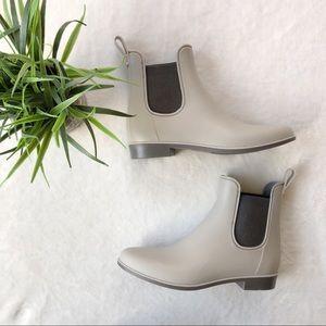 Sam Edelman Tinsley Rain Boot In Gray